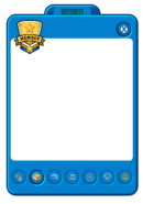 Mascot Player Card Base