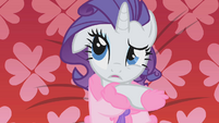 "Rarity ""do ponies wallow in pity?"" S01E14"
