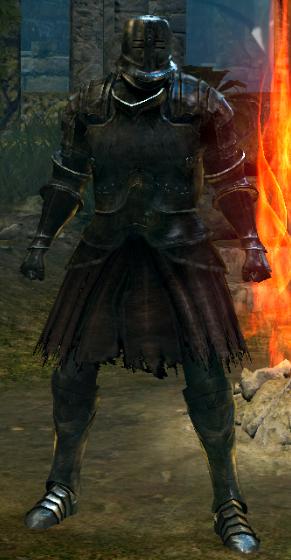 Dark Souls: sets de armadura - Pesados