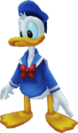 Donald (Original outfit) KH