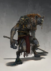 DEV 08-01 HumanoidMonsters Gnoll color