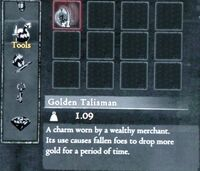 Goldentalisman