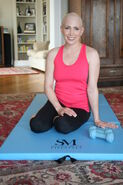 Shannon Miller Workout Chemo