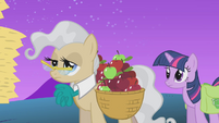 Tired Mayor and Twilight S1E11