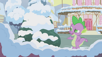 Twilight hiding because of shame S1E11