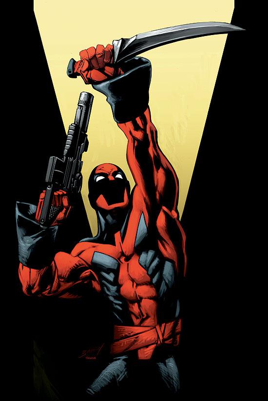 DeadPool Marvel Comics(Post en español)