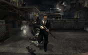 Boris Vorshevsky with an AK-47 Down the rabbit hole MW3
