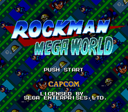 RockmanMegaWorldTitulo