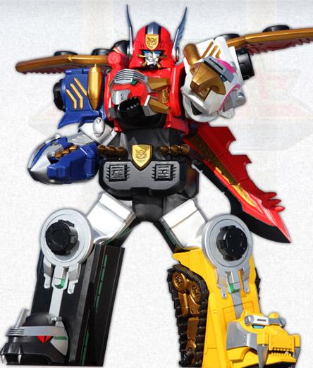 Gosei Great Megazord R...