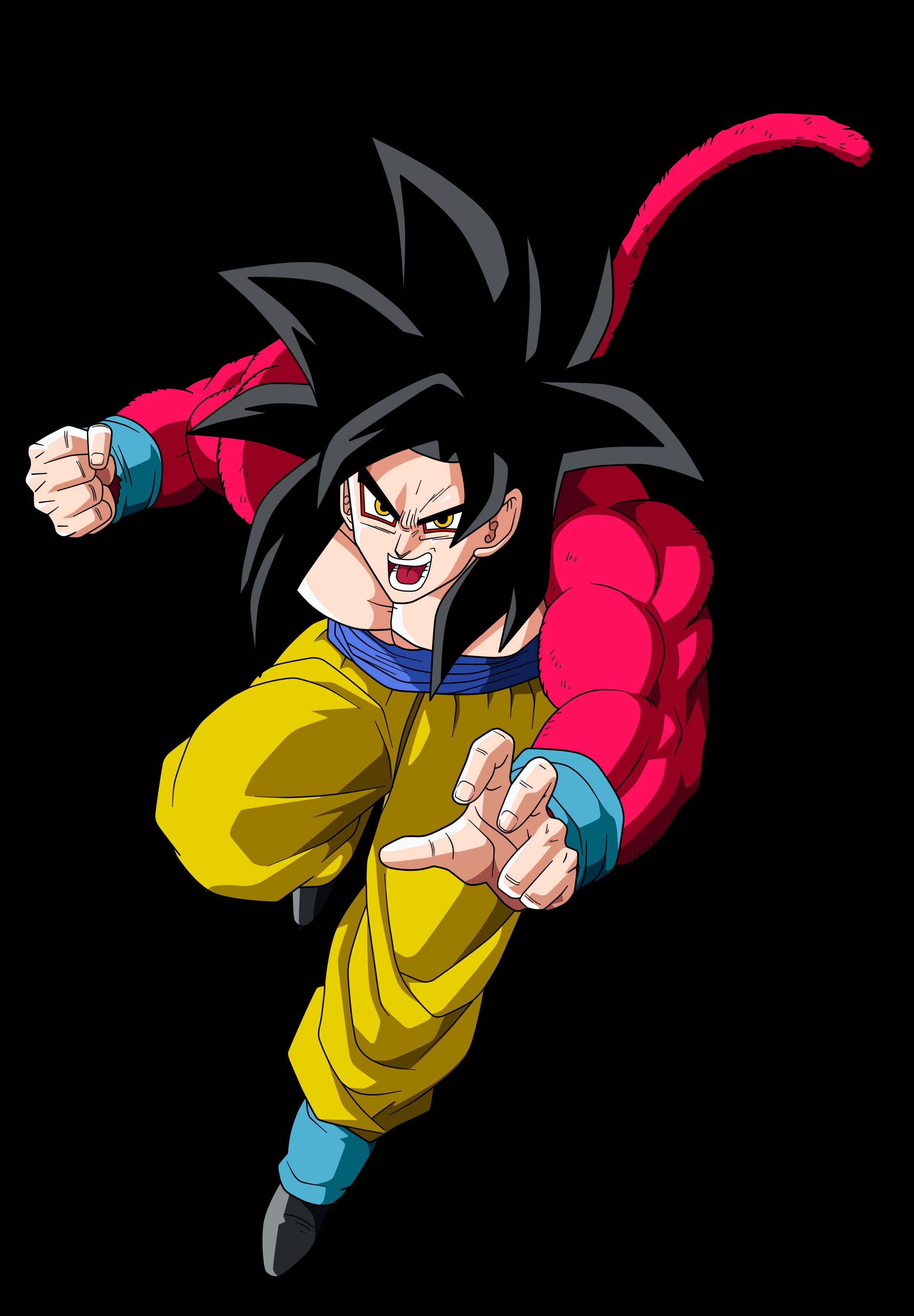 Si te gusta Goku, Este es tu post!
