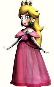 Peach&#39;s new design