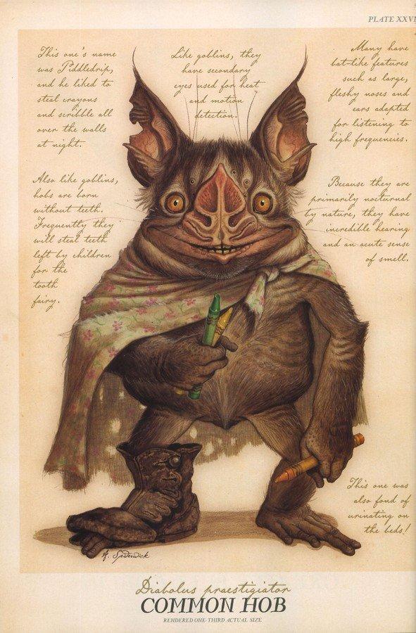 Goblins And Hobgoblins