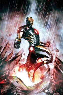 Iron Man Vol 5 1 Granov Variant Textless