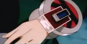 First series anime Duel Disk