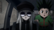 Kurapika and gon