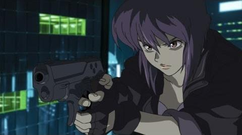 Ghost in the Shell Stand Alone Complex Ep