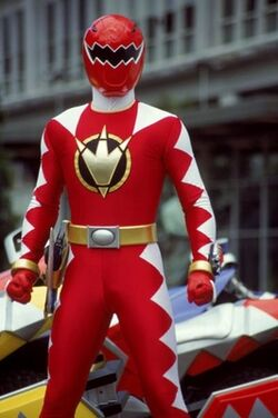 DT Red Ranger