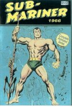 Prince Namor the Sub Mariner cartoon