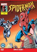 Spider-Man 1994 Animated Series