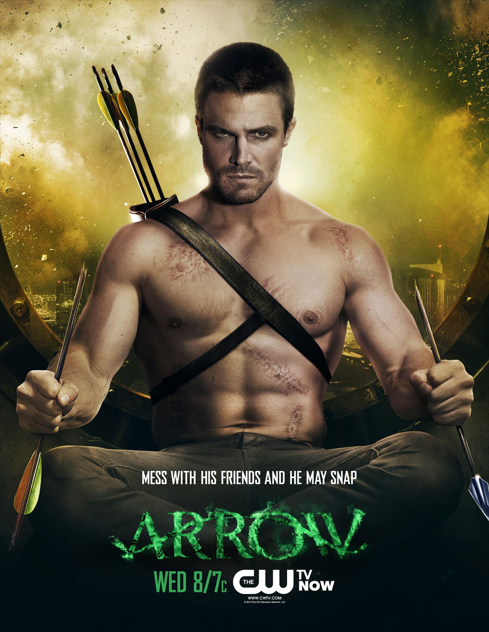 Arrow S02E01 (Legendado) HDTV RMVB