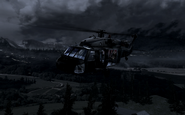 UH-60 Blackhawk Hunted COD4