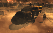 UH-60 Of Their Own Accord MW2