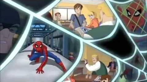 Intros to every Spider-Man TV series - Ultimate Spider-Man included