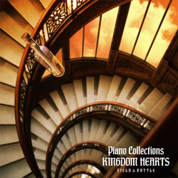 Piano Collections Kingdom Hearts Field & Battle Cover
