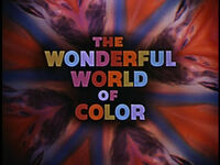 The Wonderful World of Color