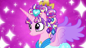 Cadance&#39;s new look S3E12