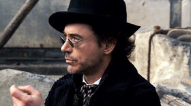 Sherlock-Holmes Robert-Downey-Jr
