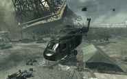 UH-60 Blackhawk Iron Lady MW3