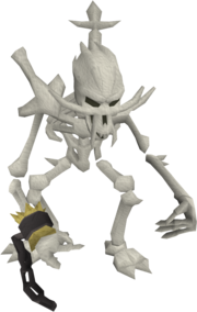 Skeletal Horror