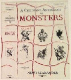 AChildrensAnthologyofMonsters