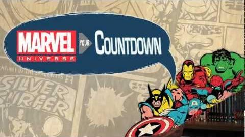 Marvel Universe Your Countdown Ep. 1