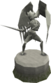 Fine Saradomin statue (God Statues).png