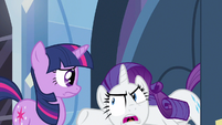 Rarity there&#39;s no other way!! S3E12