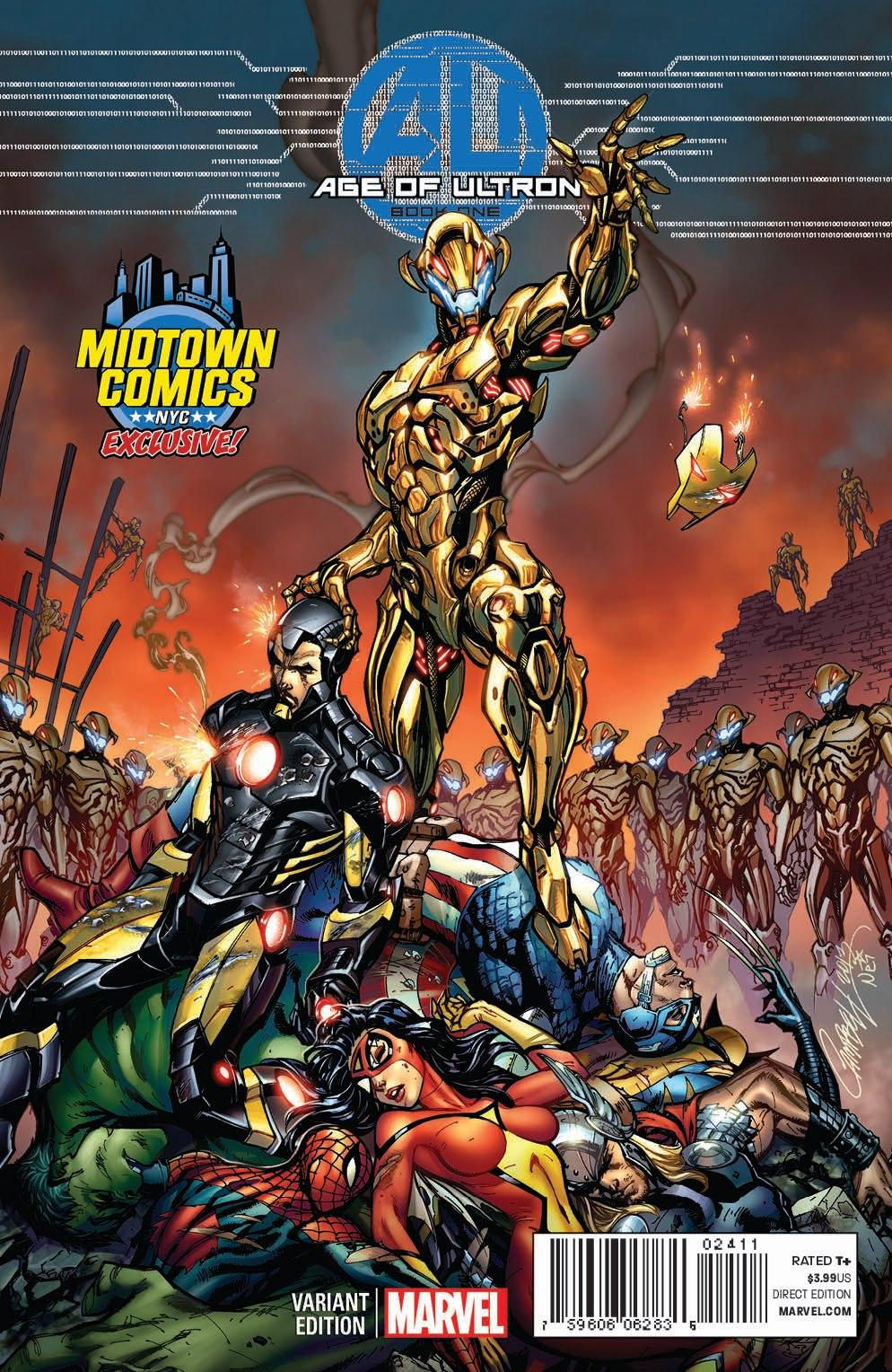 Avengers Age Ultron