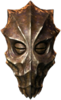 Ahzidal Mask