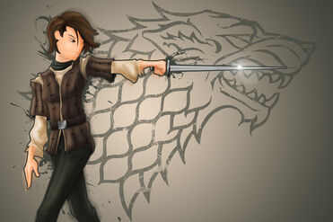 Arya Stark by WeaponXIX