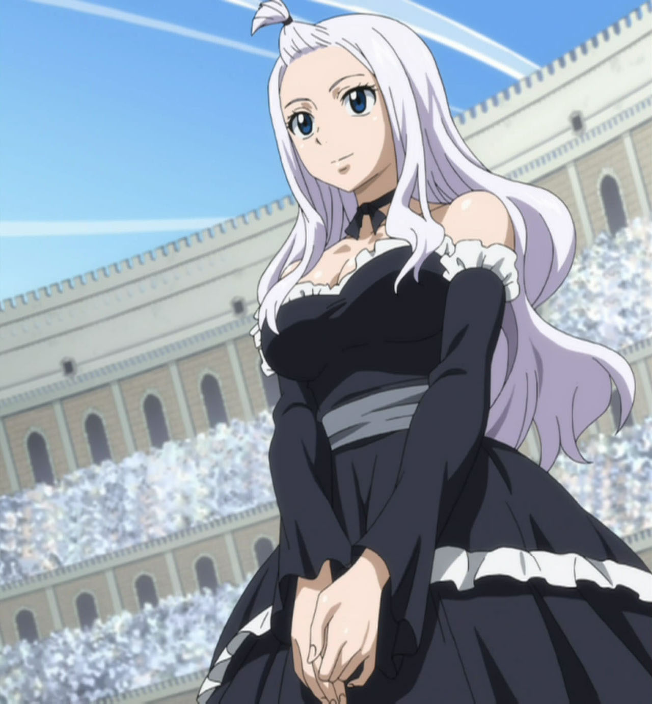 Mirajane Strauss By ilikeanime332 (i like anime) with 175 reads. anime dimensions