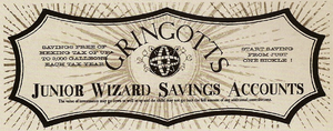 GringottsJuniorWizardSavingsAccounts