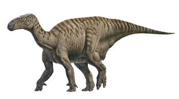 Iguanodon raul martin