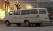 TWD Church Van