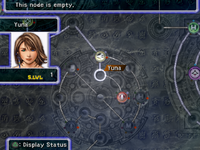FFX Sphere Grid Yuna