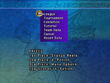 FFX Blitzball Menu