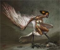 Harpy by Izzy