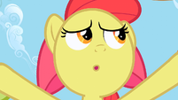 Apple Bloom&#39;s view of the Huddle S2E15
