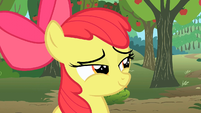 Apple Bloom &quot;come back tomorrow&quot; S2E15