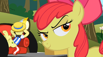 Sneaky Apple Bloom S2E15